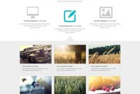 Free Business Web Template Psd  Css Author throughout Business Website Templates Psd Free Download