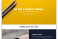 Free Business Website Templates For Startups Html  WordPress inside Template For Business Website Free Download