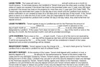 Free California Month To Month Rental Agreement Form  Word  Pdf within Multiple Tenant Lease Agreement Template