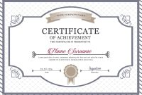 Free Certificates Templates Psd With Regard To Certificate Templates