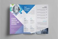 Free Collection  Tri Fold Brochure Template   Free pertaining to Tri Fold Brochure Publisher Template