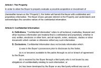 Free Commercial Real Estate Nondisclosure Agreement Nda  Pdf for Free Commercial Property Management Agreement Template