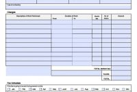 Free Contractor Invoice Template Excel Pdf Word Doc Example for Contractors Invoices Free Templates