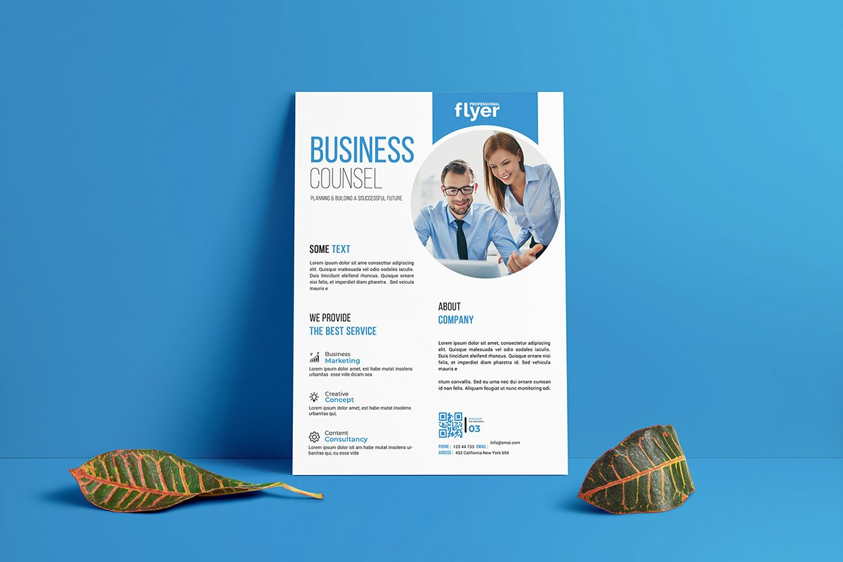 Free Corporate Business Flyer Template  Creativetacos Throughout New Business Flyer Template Free