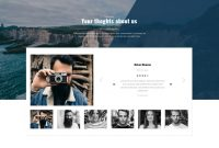 Free Download Bootstrap Blank Theme with Blank Html Templates Free Download