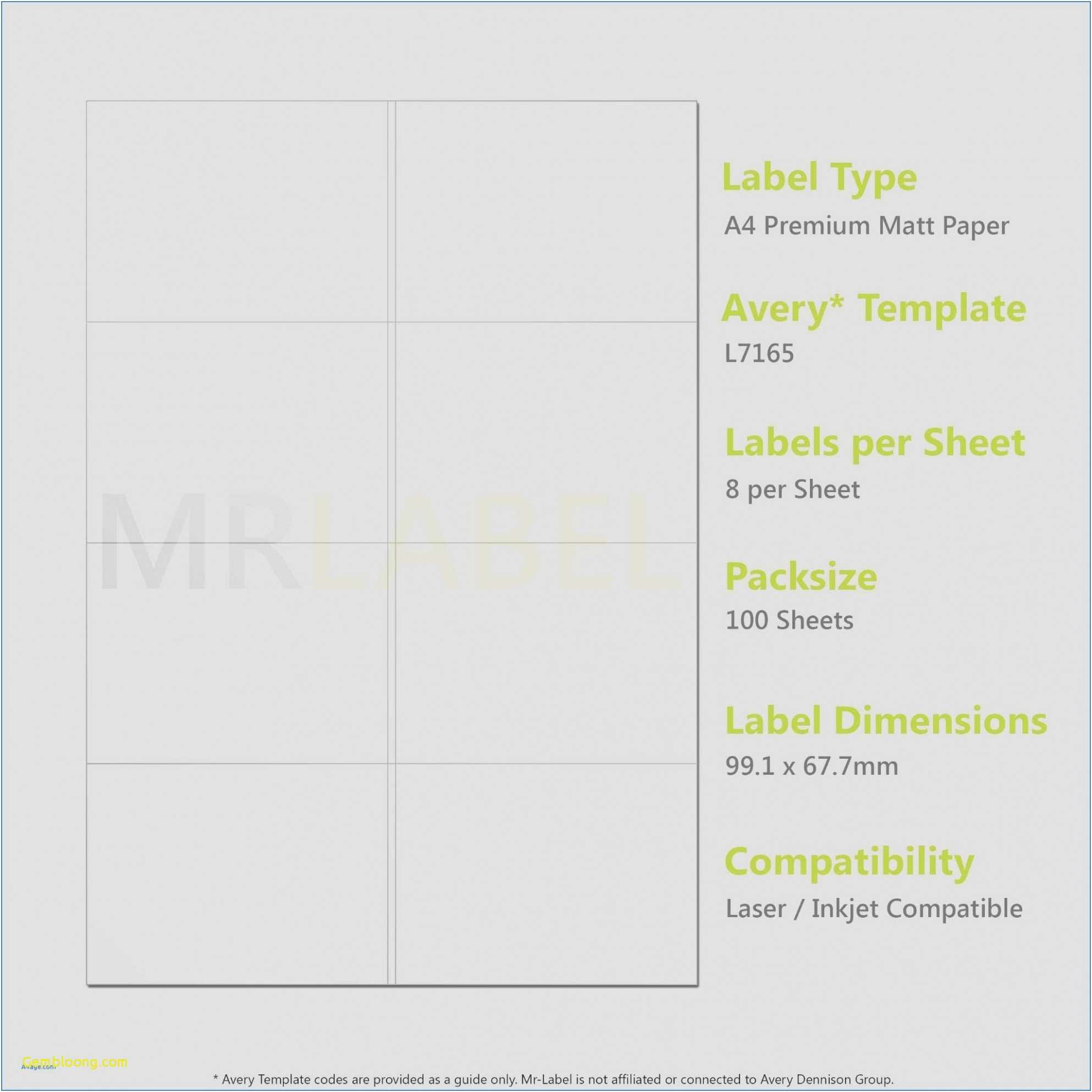 Free Download  Maco Label Templates Examples  Free Professional For Maco Label Templates