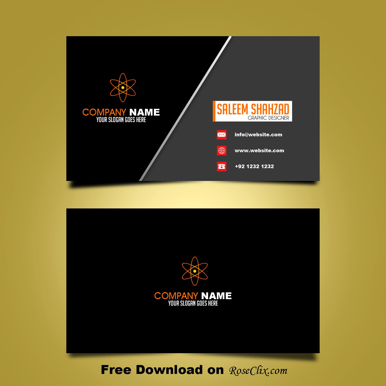 Free Downloads Business Cards Templates Template Ideas  Gall Within Templates For Visiting Cards Free Downloads