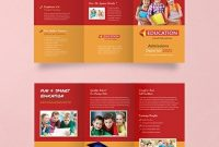 Free Educational Brochure Templates Download Readymade Samples with regard to Brochure Design Templates For Education