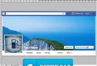 Free Facebook Cover Template Download  Tutorial  Pktfuel with Photoshop Facebook Banner Template