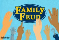 Free Family Feud Powerpoint Templates For Teachers regarding Family Feud Powerpoint Template With Sound