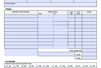Free General Contractor Invoice Template  Pdf  Word  Excel in General Contractor Invoice Template