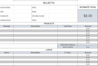 Free Google Sheets Invoice Template with regard to Google Drive Invoice Template