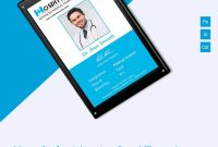 Free Id Card Template Outstanding Ideas Photoshop College Psd intended for Free Id Card Template Word