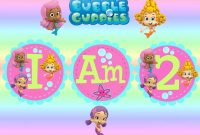 Free Invitations Template Bubble Guppies Invitations Templates Free regarding Bubble Guppies Birthday Banner Template
