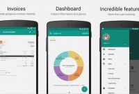 Free Invoice App For Android  Dascoop – The Invoice And Form Template intended for Invoice Template Android