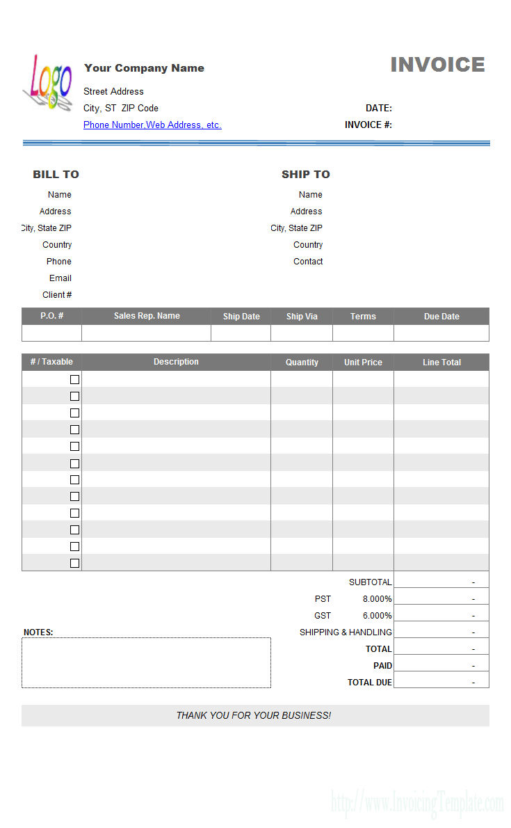 Free Invoice Template For Uk   Results Found In Hmrc Invoice Template