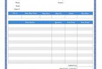 Free Invoice Template Google Docs Easy Invoices Simple Basic regarding Invoice Template Google Doc