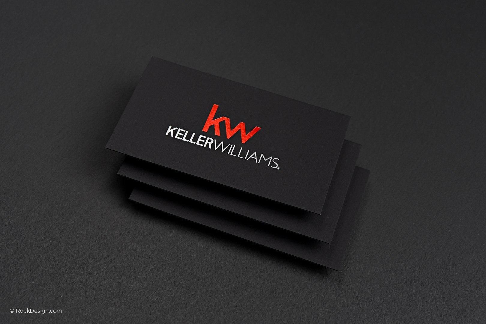 Free Keller Williams Business Card Template With Print Service With Regard To Keller Williams Business Card Templates