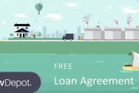 Free Loan Agreement  Create Download And Print  Lawdepot Us in Long Term Loan Agreement Template
