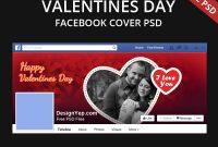 Free Love Facebook Timeline Cover Psd Template  Designyep intended for Facebook Banner Template Psd