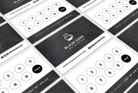 Free Loyalty Card Templates  Psd Ai  Vector  Brandpacks for Template For Membership Cards