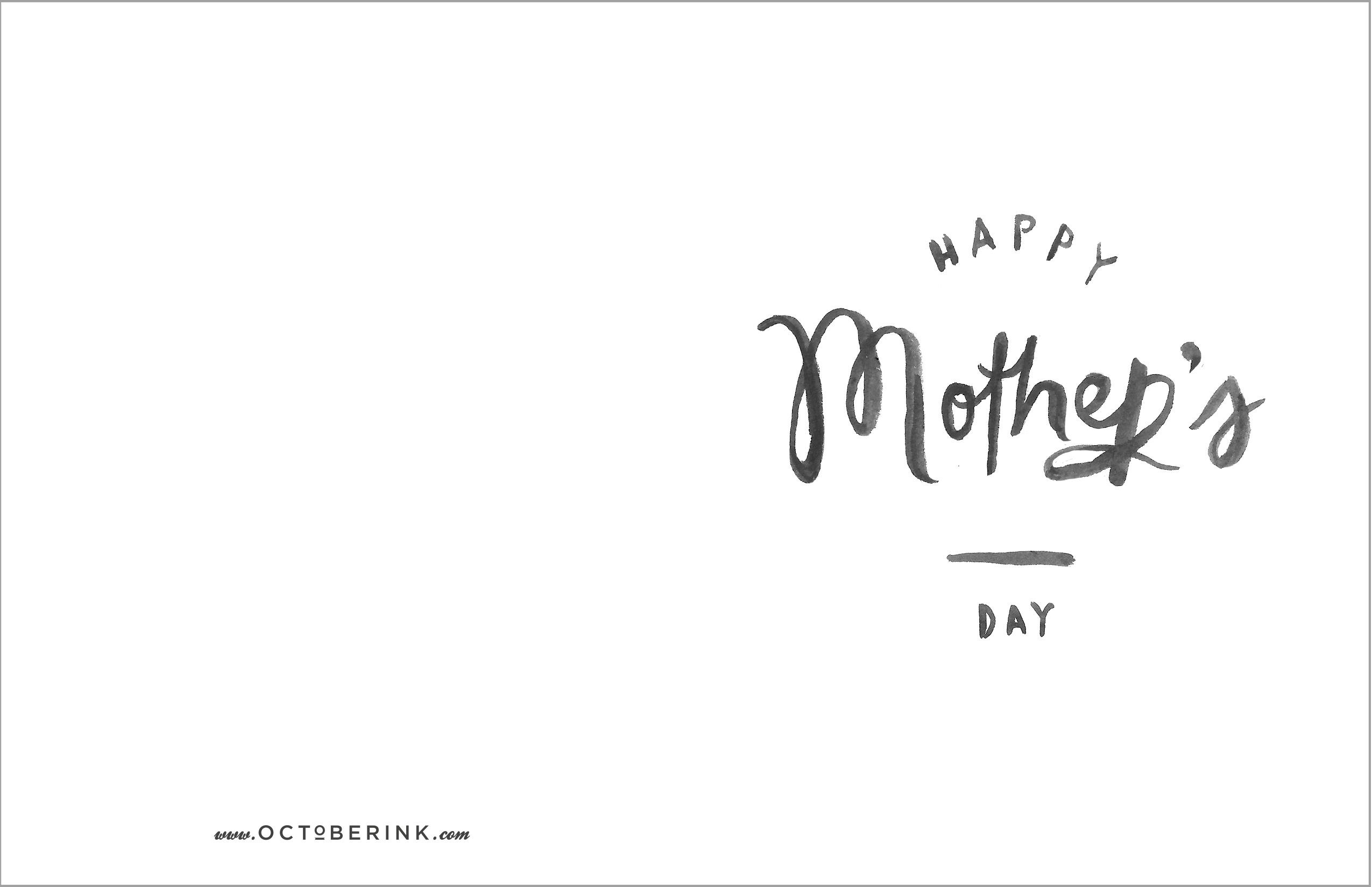 Free Mothers Days Cards Cards Days Free Mothers  Mothers Day For Mothers Day Card Templates