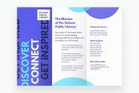 Free Online Brochure Maker Design A Custom Brochure In Canva in Online Free Brochure Design Templates