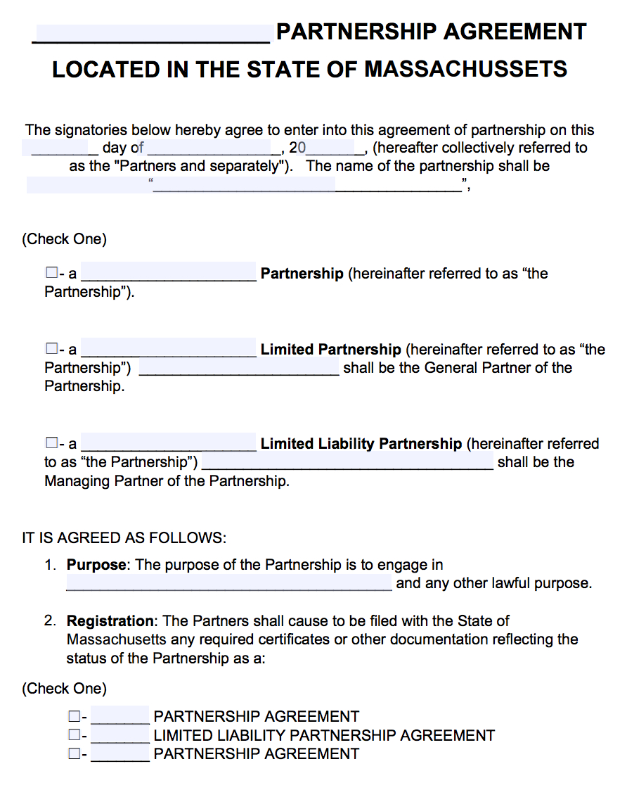 Free Partnership Agreement Template Ideas Top Dissolution Uk Pdf With Free Business Partnership Agreement Template Uk