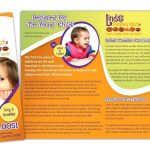 Daycare Brochure Template