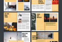 Free  Premium Brochure Design Psd Templates  Magazines in Student Brochure Template