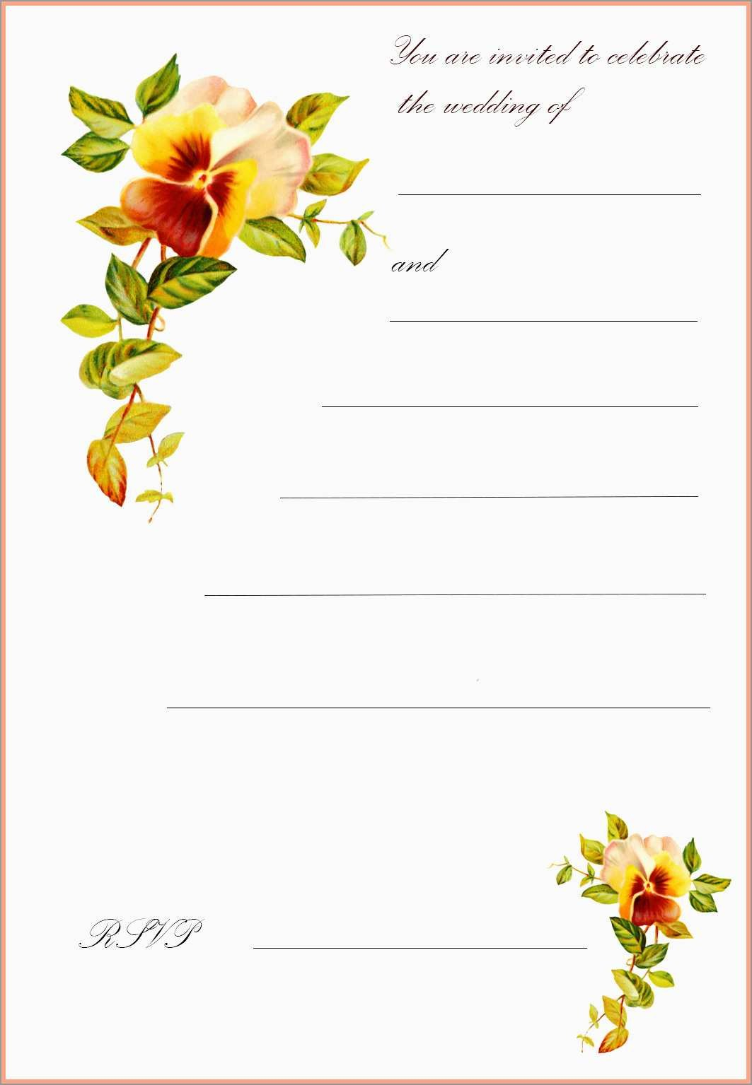 Free Printable Blank Greeting Card Templates Unique Thanksgiving Pertaining To Free Printable Blank Greeting Card Templates