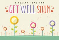 Free Printable Cards Templates Template Incredible Ideas throughout Get Well Soon Card Template