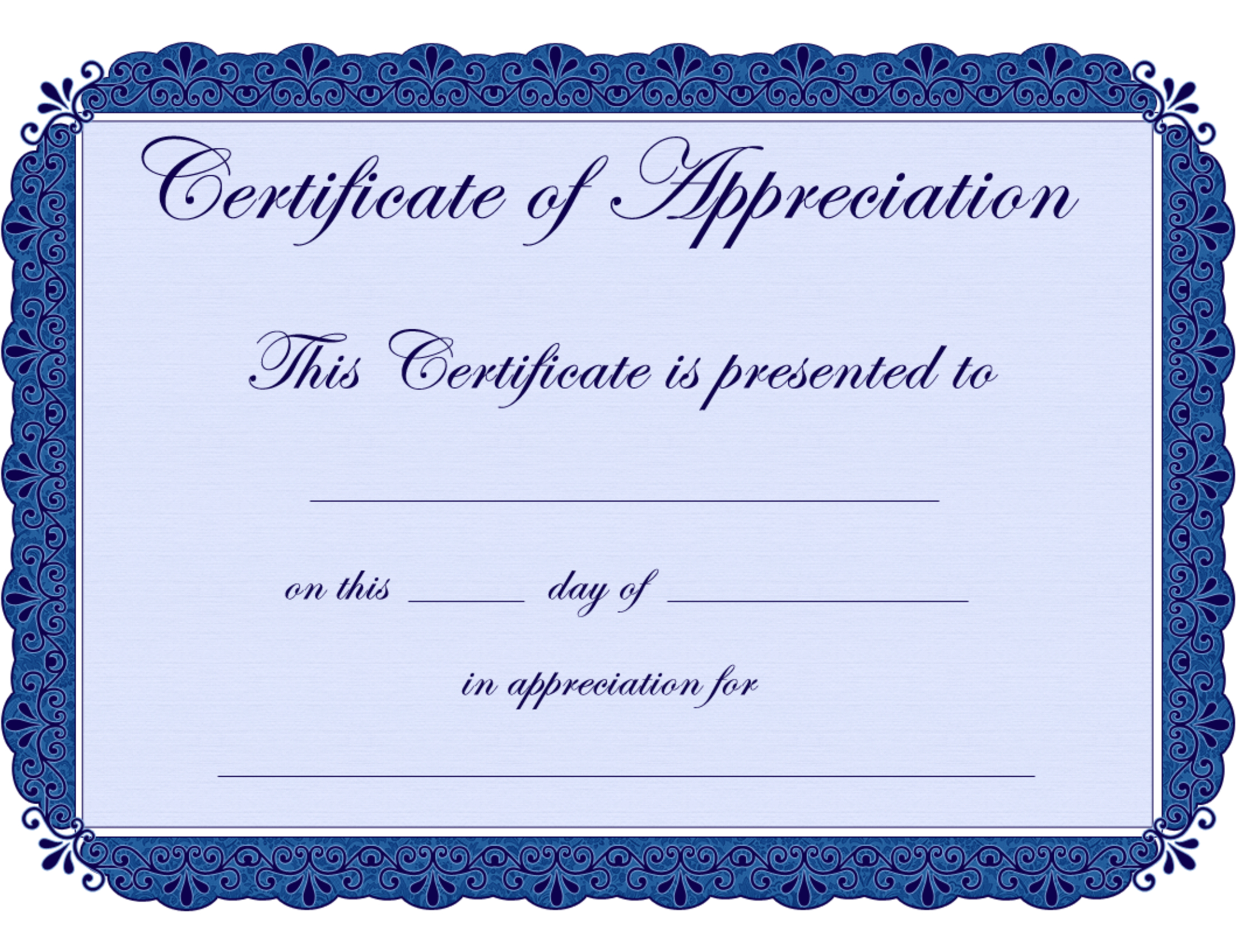 Free Printable Certificates Certificate Of Appreciation Certificate Regarding Running Certificates Templates Free