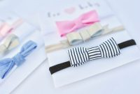 Free Printable Hair Bow Cards For Diy Hair Bows And Headbands  Make with Headband Card Template