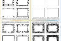 Free Printable Labels  Templates Label Design Worldlabel Blog for Decorative Label Templates Free
