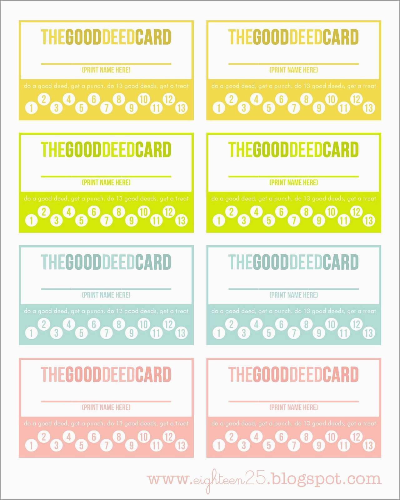 Free Printable Loyalty Card Template Fabulous   Free Punch Card With Reward Punch Card Template