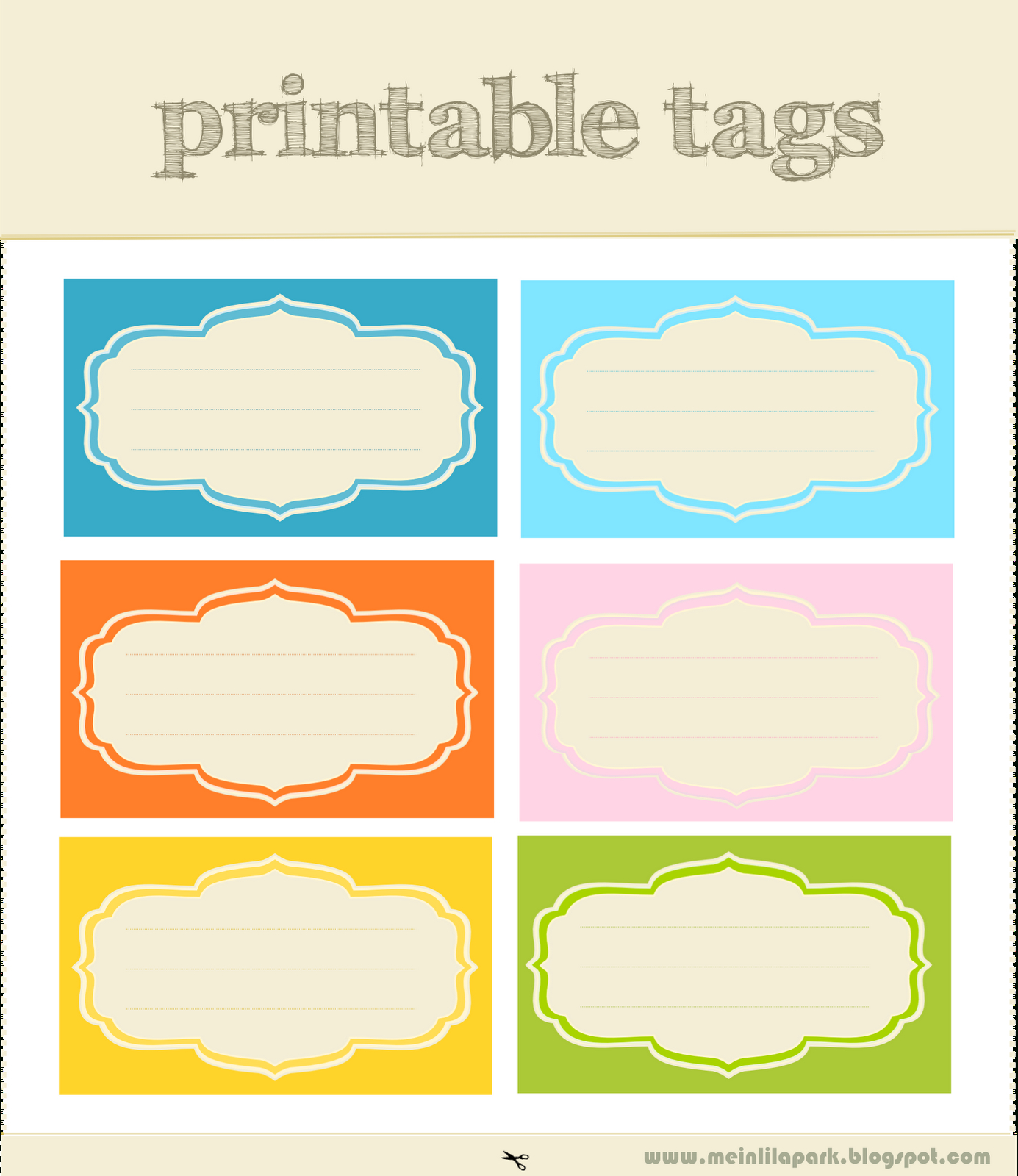 Free Printable Scrapbooking Tags And Digital Journaling Tags Inside Book Label Template Free