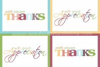 Free Printable Thank You Cards Thanksgiving Giftofthanks Oh in Christmas Thank You Card Templates Free