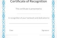 Free Printable Volunteer Recognition And Appreciation Certificates inside Volunteer Award Certificate Template