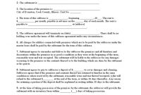 Free Rental Lease Agreement Forms  Pdf Template  Form Download regarding Surrender Of Lease Agreement Template