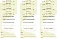 Free Restaurant Comment Card Template Dramakoreaterbarucom with Restaurant Comment Card Template