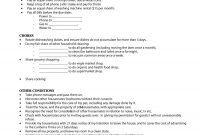 Free Roommate Agreement Templates  Forms Word Pdf within Free Roommate Rental Agreement Template
