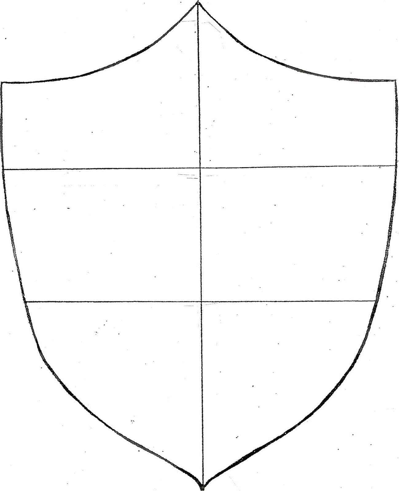 Free Shield Template Download Free Clip Art Free Clip Art On Regarding Blank Shield Template Printable