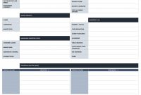 Free Strategic Planning Templates  Smartsheet intended for Quarterly Business Plan Template