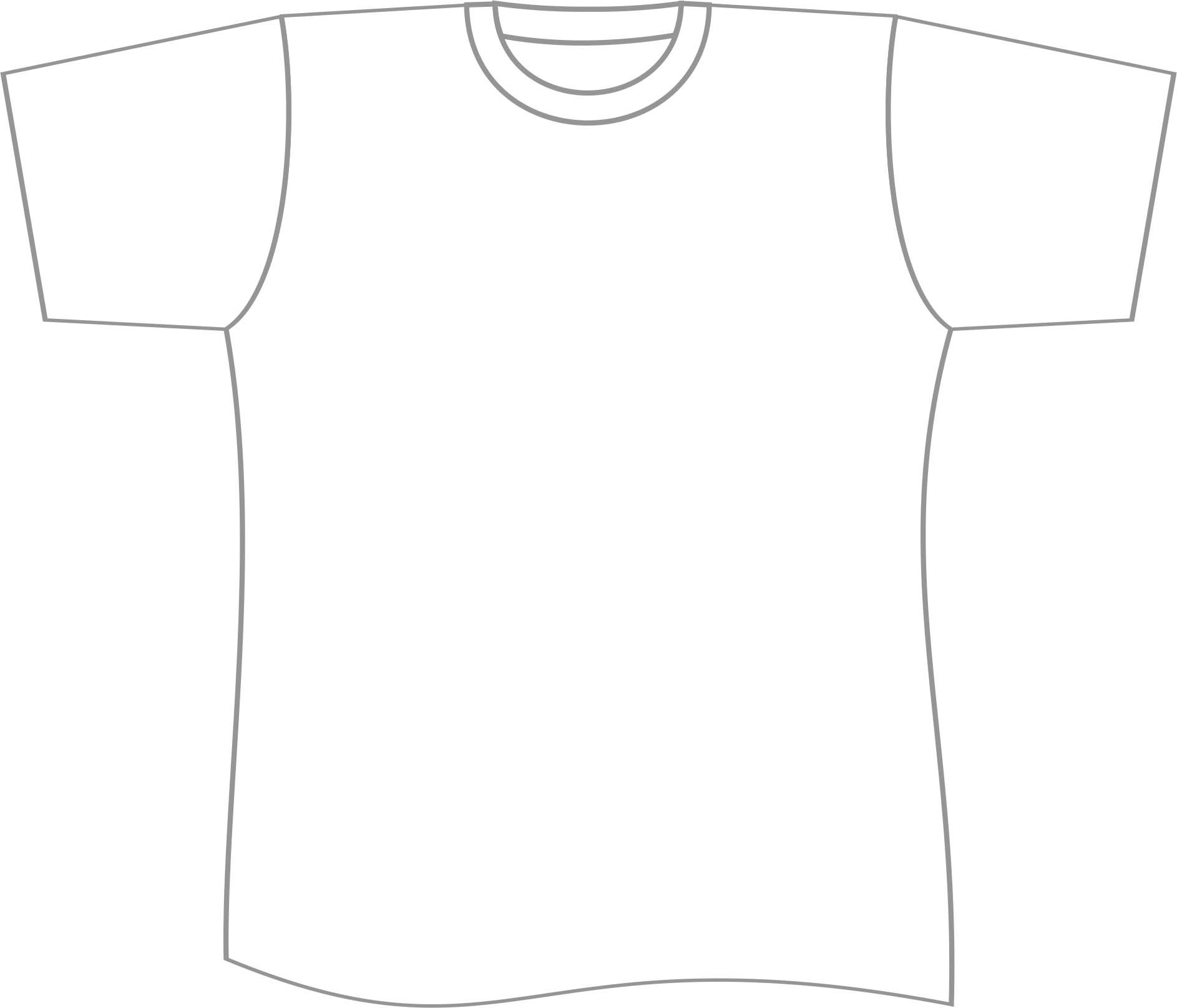 Free T Shirt Template Printable Download Free Clip Art Free Clip For Blank Tshirt Template Printable