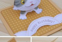 Free Templates  Kagisippo Popup Cards  Pop Up Cards  Birthday in Popup Card Template Free