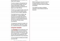 Free Terms And Conditions Templates For Any Website ᐅ Template Lab pertaining to Negotiated Risk Agreement Template