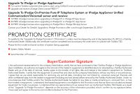 Free Upgrade To Ipedge Promotion Certificate  Templates At within Promotion Certificate Template