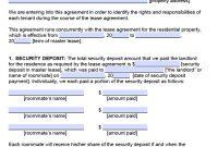 Free West Virginia Roommate Agreement Template – Pdf – Word for Free Roommate Rental Agreement Template