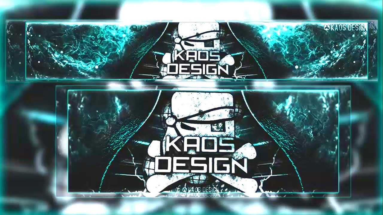 Free Youtube Banner  Facebook Cover Templatepsd  Youtube Intended For Facebook Banner Template Psd